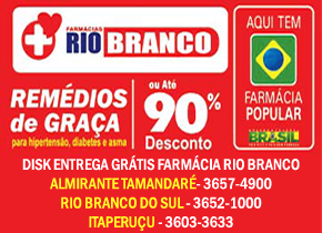 Farmácia Rio Branco
